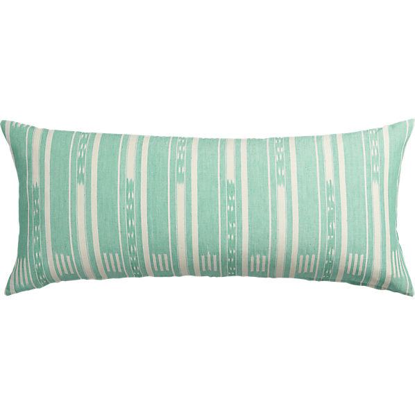 ikat-aqua-36x16-pillow