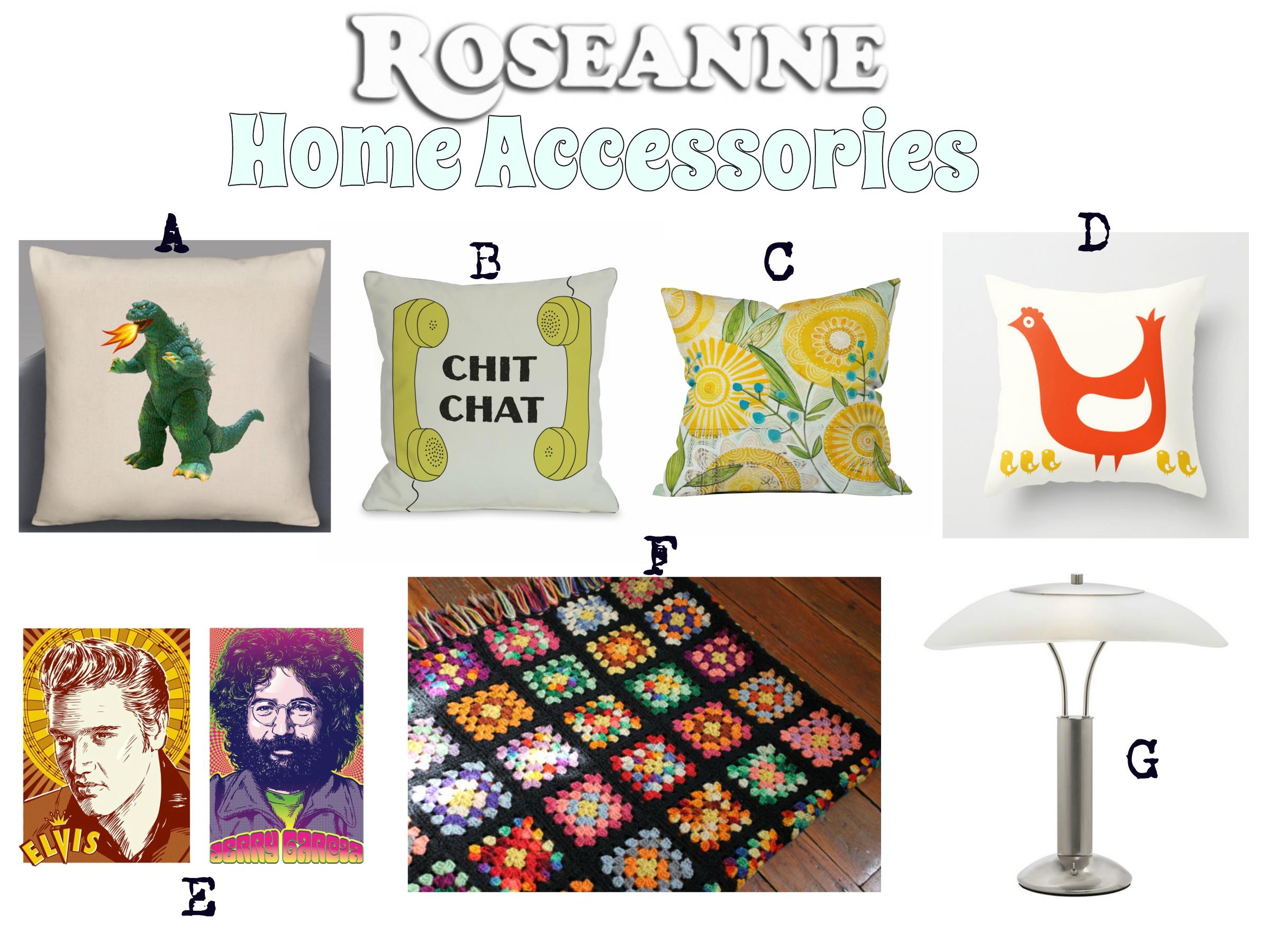 Roseanneaccessories